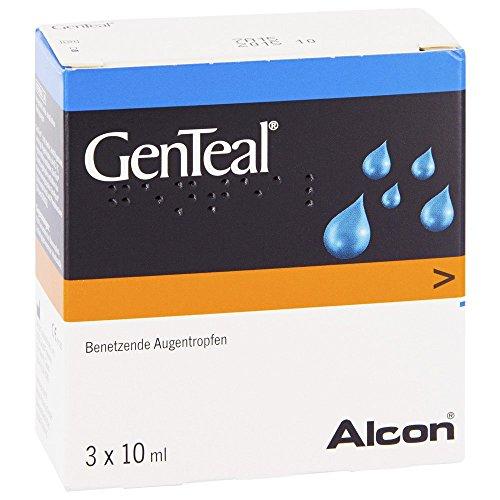 GENTEAL Augentropfen 3X10 ml