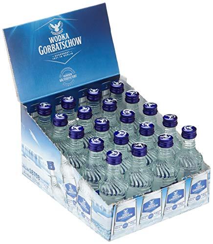 Gorbatschow Wodka 37,5 % Vol. (20 x 0.04 l)