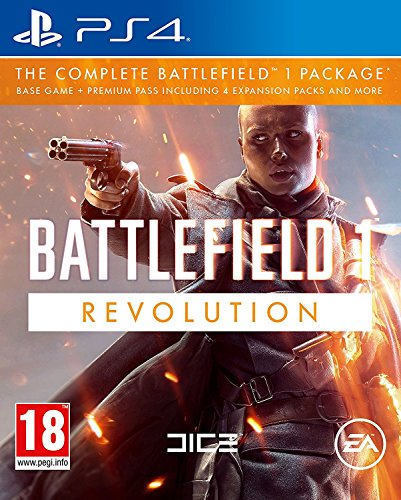 Battlefield 1 Revolution (PS4) UK IMPORT REGION FREE