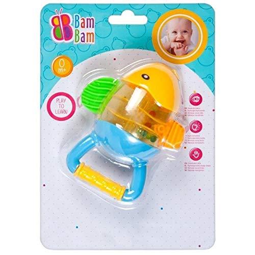 Bam Hochet pour bébé Poisson de la Marque