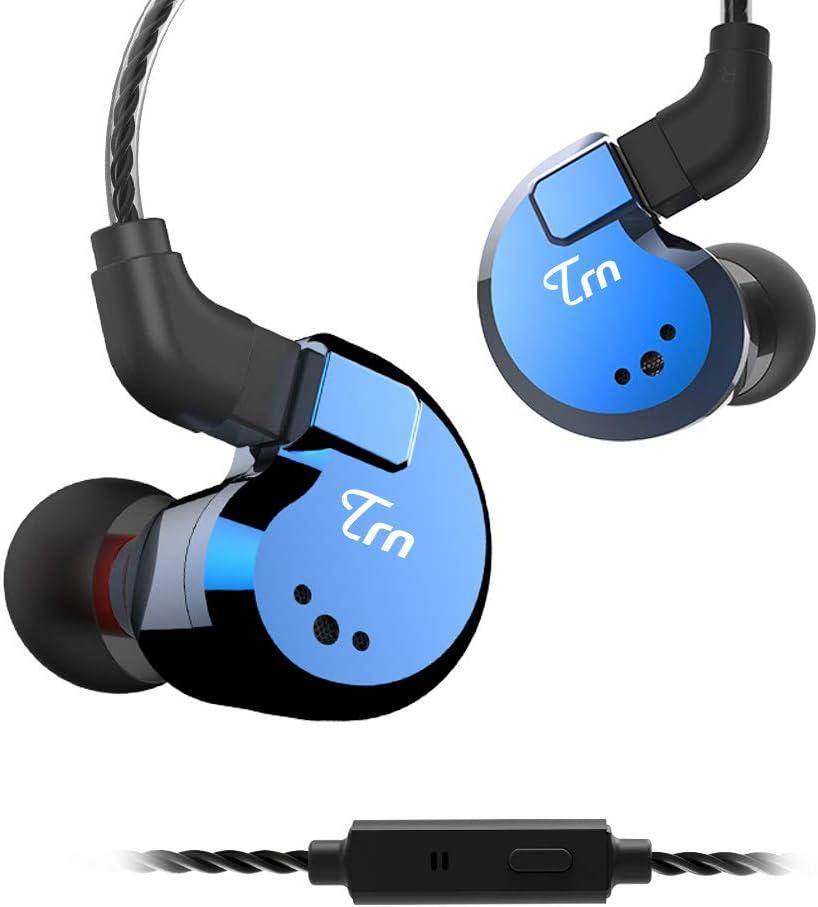 Trn V80 Kopfhörer Balanced Monitor Ohrhörer Yinyoo Elektronik