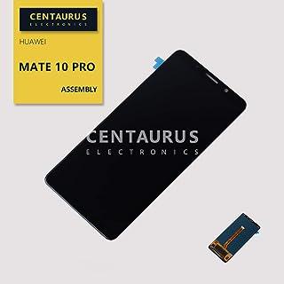 مجموعة بديلة للوحة التحويل الرقمي لشاشة Huawei Mate 10 Pro ذات شاشة LCD تعمل باللمس متوافقة مع Huawei Mate 10 Pro 703HW BL...