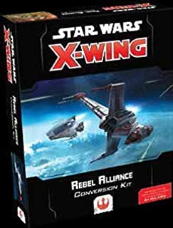 Star Wars X-Wing 2nd Edition Rebel Alliance Conversion Kit Strategy Game