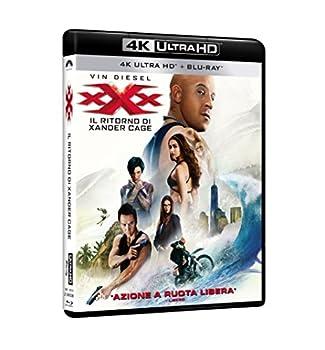 Xxx - Il Ritorno Di Xander Cage  Blu-Ray 4K Ultra HD+Blu-Ray  [Import italien]