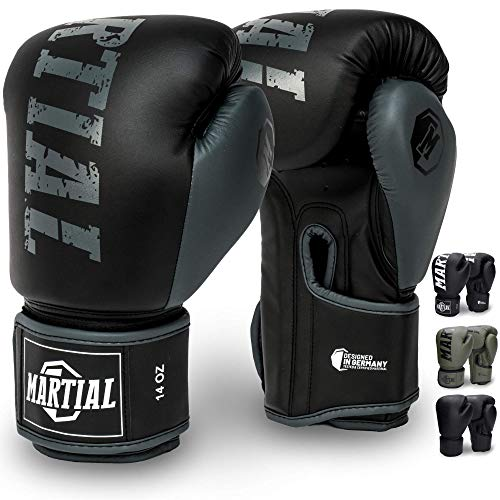 Martial Boxhandschuhe - NEUES Modell -...
