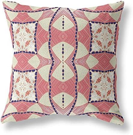 Amrita Detroit Mall Sen Designs Cosmic Bombing free shipping Circle Pillow Suede Zippered wi Sprays