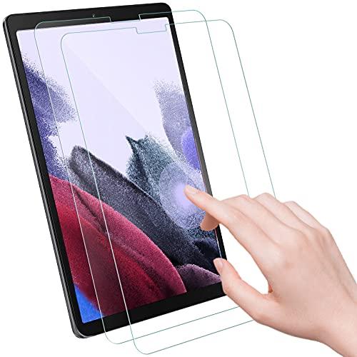 SROSSTEC 2 Pièces Verre Trempé Compatible avec Samsung Galaxy Tab A7 Lite, 9H, 2.5D Film de Vitre Protecteur, Samsung Tab A7 Lite 8.7 Pouces 2021 Protection Écran (SM-T220/SM-T225)