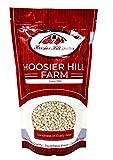 Hoosier Hill Farm Original White Popping Corn (1,75 kg) Gourmet amerikanische Popcornkerne