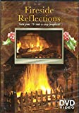 Fireside Reflections DVD, Compatible With TV fireplace coziness & look on your television