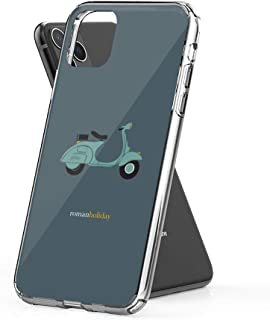 Case Phone Anti-Scratch Motion Picture Cases Cover Roman Holiday Alternative Movie Movies (6.5-inch Diagonal Compatible with iPhone 11 Pro Max)