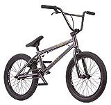 KHE BMX Fahrrad CENTRIX 20 Zoll patentierter Affix 360° Rotor nur 10,5kg! schwarz-anthrazit