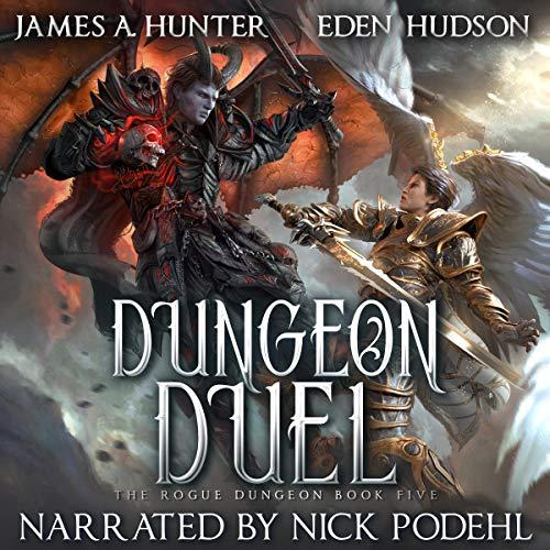 Page de couverture de Dungeon Duel