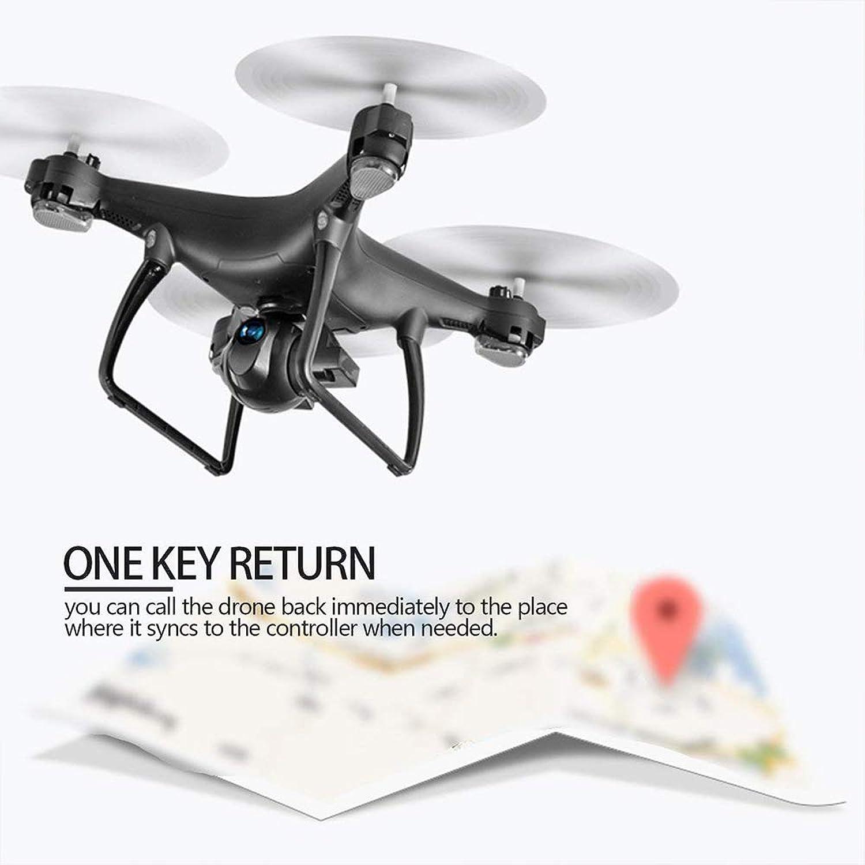 contador genuino HUIGE Drone con 720P HD cámara de vídeo en Vivo Vivo Vivo 45Km h Resistencia al Viento de Alta Velocidad Quadcopter  de moda