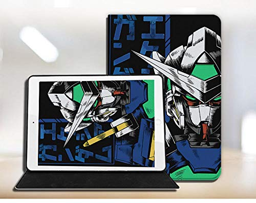 Compatible with iPad Protective Case,Children Gifts Ipad Animation Mobile Suit Anti Fall Tablet Case Color A Compatible with 11 Inch Ipad Pro(2018)