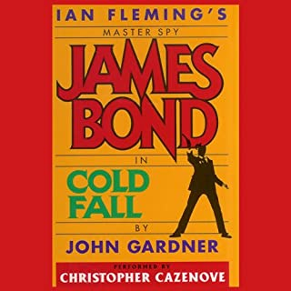 Cold Fall (John Gardner's Bond #16) cover art