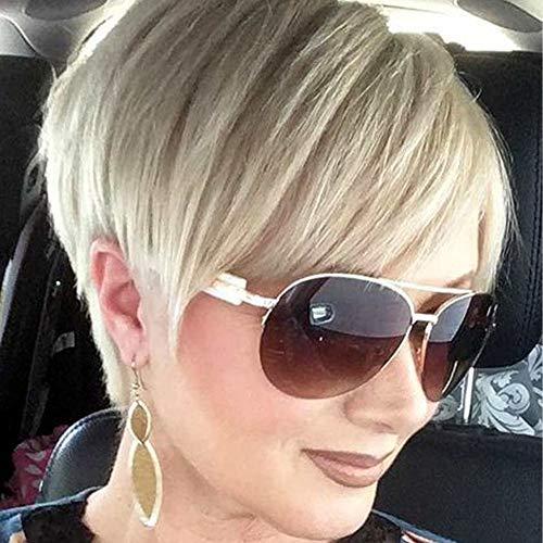 haz tu compra pelucas mujer pelo natural pixie online
