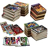 600 Basketball Cards Including Kobe Bryant, Micheal Jordan, Shaquille O'neal, Rookies, Known Stars, Hall-of-famers, and a Unopened Vintage Trading Card Pack. rookie card picture