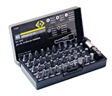 C.K T4509 - Juego de bits para destornillador (25mm), mixto, 41 piezas