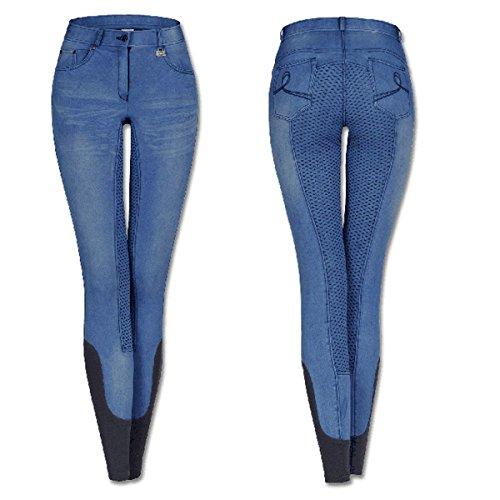AL WALDHAUSEN Jeans-Reithose Hope, blau, 140, blau, 140