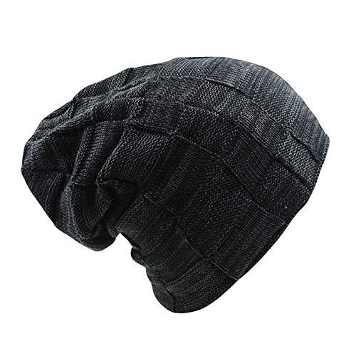 Bonnet Unisexe Chapeau tricoté Homme Beanie Hats, Hommes Hiver Tricot Chaud Bonnets Skullies Mode Unisexe Femmes Chapeau Épais Casquette mx-307 @ hese