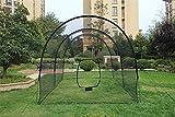 Kapler Batting Cage Baseball Softball, Batting Cage Backyard Training Net for...