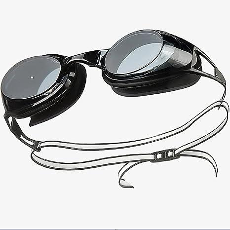 Adjustable Swimming Goggles Glasses for Men Women Adult Anti Fog UV Lens Sports