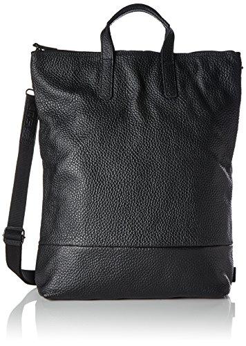 Jost Kopenhagen X-Change 3-Way-Bag S Rucksack, 14.4 Liter, Schwarz