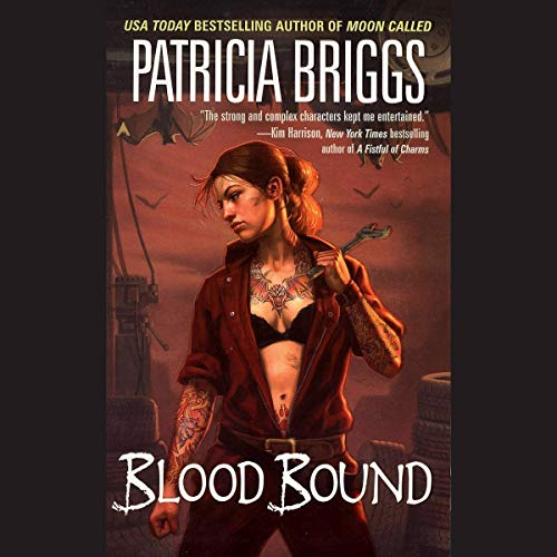 Couverture de Blood Bound