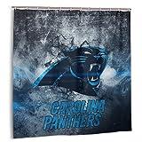 NA Duschvorhang Carolina Panthers Duschvorhang in Exquisite, Mode, Bad Essential
