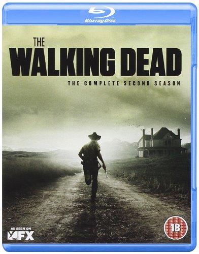 The Walking Dead - Season 2 [Blu-Ray]