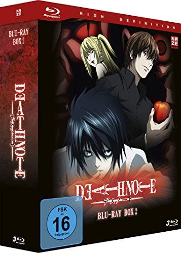 Death Note - Box 2 - [Blu-ray]