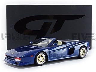 GT-SPIRIT 1/18 FERRARI KOENIG-SPECIALS TESTAROSSA SPIDER 1985 BLUE SERA GT329
