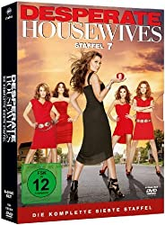 Desperate Housewives – Staffel 7 (DVD)