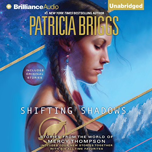 Shifting Shadows audiobook cover art