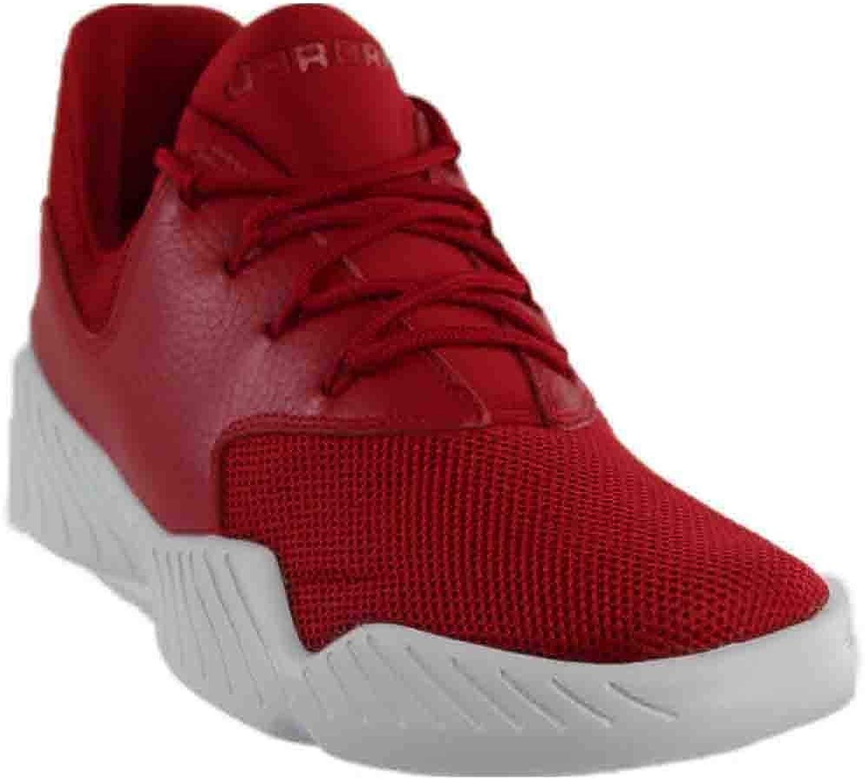 Jordan Men's J23 Low, Gym RED Gym RED-Pure Platinum
