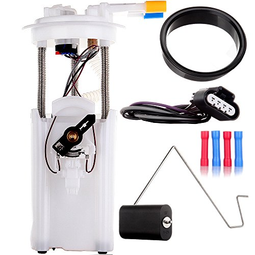 Electric Fuel Pump, Module Assembly Replacement for Chevrolet Chevy Suburban GMC Yukon 1500 2000 2001 V8 5.3L OEM E3509M