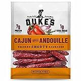 Duke s Cajun Andouille Pork Sausages, 5 Ounce