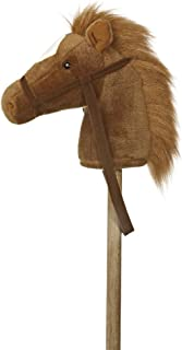 Aurora Giddy Up Pony, Brown, 37 inches, AU02416