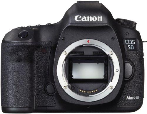 Canon EOS 5D Mark III - Cámara réflex Digital (22 MP, Sensor CMOS Full Frame, Procesador...
