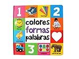 Colores, formas, palabras (Pequeas manitas)
