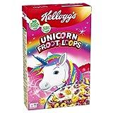 KELLOGG'S - Unicorn Froot Loops Edtion Limitee 375G - Lot De 3 - Livraison Gratuite