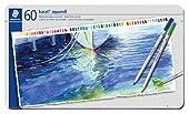ステッドラー 水彩色鉛筆 カラトアクェレル 125 M60 60色