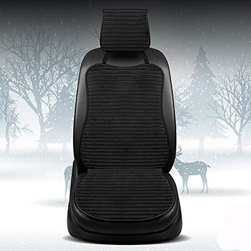 Verwarmingskussen voor autostoel, 12 V, antislip, verwarmende deken voor de winter, warm in de winter, bureaustoel, autostoel, stoelverwarming