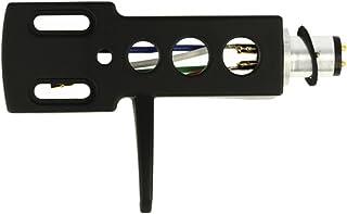 Thakker Headshell HS-10 Black incl. headshell leads