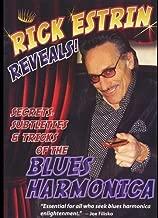 Reveals Secrets Subtleties & Tricks of Blues Harmo