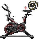 XXLHH Cardio Bicicletta Spinning Bike Professionale,Bici da Spinning,Spinbike con Cardio con volano da 8 kg,Ottimo per Un Allenamento di Tipo Casalingo