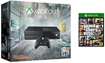 Microsoft Xbox One 1TB Tom Clancy's The Division bundle w/ Grand Theft Auto V