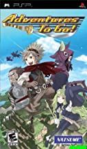 Adventures to Go! - Sony PSP