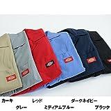 ディッキーズ つなぎ 半袖 半袖つなぎ メンズ レディース 3399 33999 色:BLUE サイズ:M