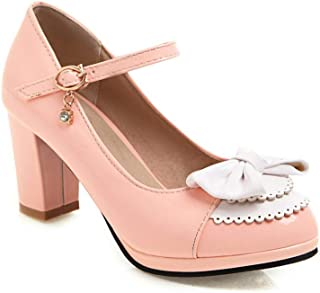 BalaMasa Womens APL12271 Pu Heeled Sandals
